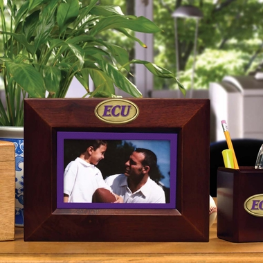 East Carolina BROWN Landscape Picture Frame