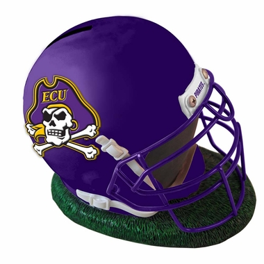 East Carolina Helmet Shaped Bank