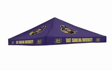 East Carolina Team Color Canopy