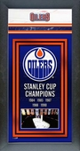 Edmonton Oilers Wall Decorations