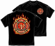 Fire Men's Clothing