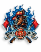 Fire Decals