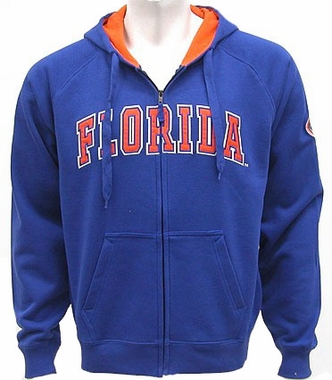 Florida Automatic Full Zip Hooded Sweatshirt (Team Color)