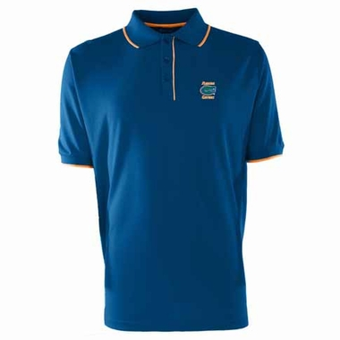Florida Mens Elite Polo Shirt (Color: Blue)