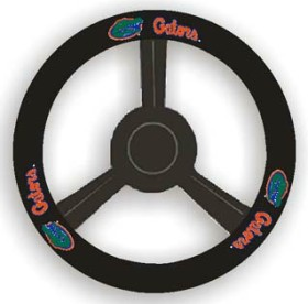 Florida Gators Steering Wheel Cover - Leather