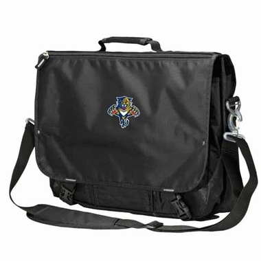 Florida Panthers Executive Attache Messenger Bag