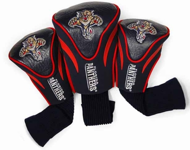 Florida Panthers Set of Three Contour Headcovers
