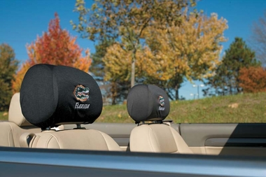 Florida Set of 2 Headrest Covers (F)