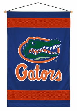 Florida SIDELINES Jersey Material Wallhanging