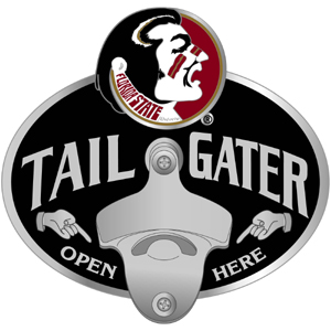 Florida State Bottle Opener Hitch Cover