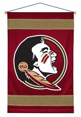 Florida State SIDELINES Jersey Material Wallhanging