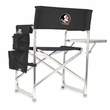Florida State Sports Chair (Black)