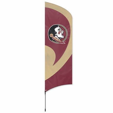 Florida State Tall Team Flag