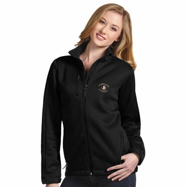 Florida State Womens Traverse Jacket (Color: Black)