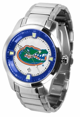 Florida Titan Men's Steel Watch