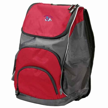 Fresno State Action Backpack (Color: Red)