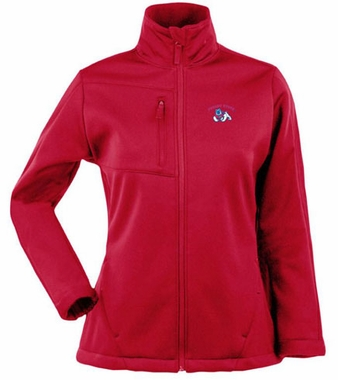 Fresno State Womens Traverse Jacket (Color: Red)
