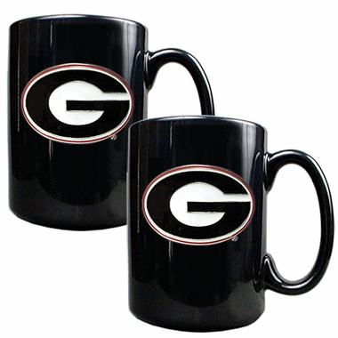 Georgia 2 Piece Coffee Mug Set