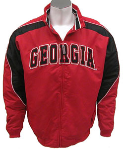 Georgia 2010 Element Full Zip Jacket - Small