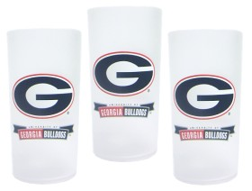 Georgia Bulldogs 3 Piece Tumbler Set