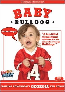 Georgia Baby Bulldog DVD