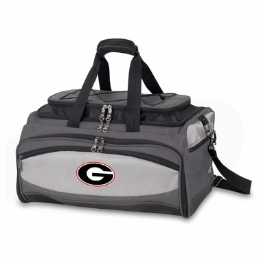 Georgia Buccaneer Tailgating Cooler (Black)