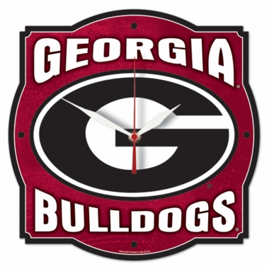 Georgia High Definition Wall Clock