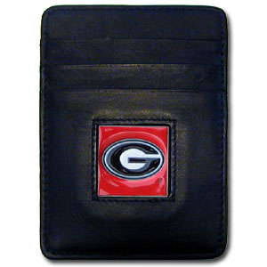 Georgia Leather Money Clip (F)