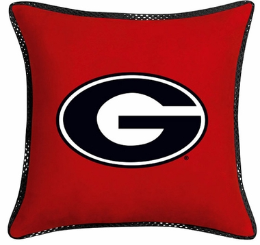 Georgia Microsuede Toss Pillow