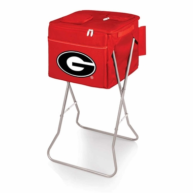 Georgia Party Cube (Red)