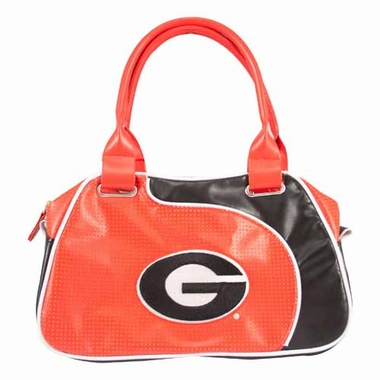 Georgia Perf-ect Bowler Purse