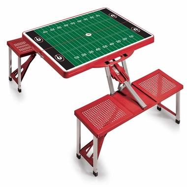 Georgia Picnic Table Sport (Red)