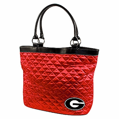 Georgia Quilted Tote