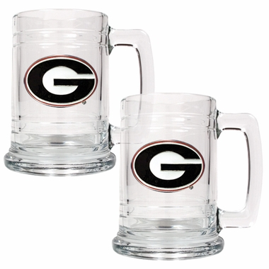 Georgia Set of 2 15 oz. Tankards