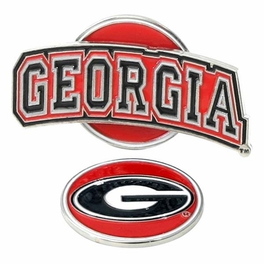 Georgia Slider Clip With Ball Marker