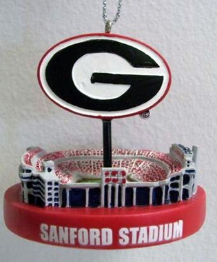 Georgia Stadium Ornament