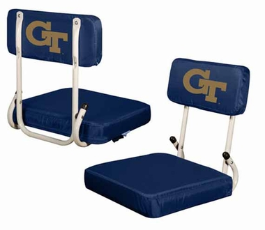 Georgia Tech Hard Back Stadium Seat
