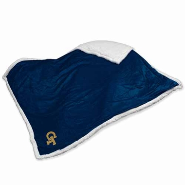Georgia Tech Sherpa Blanket