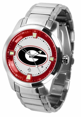 Georgia Titan Men's Steel Watch