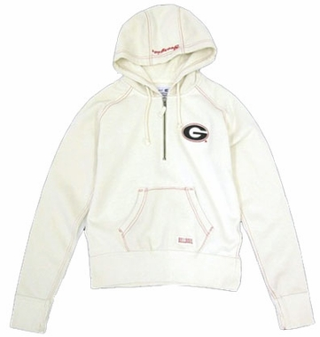 Georgia Women's Gamma 1/4 Zip Sweatshirt