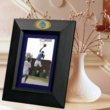 Golden State Warriors BLACK Portrait Picture Frame
