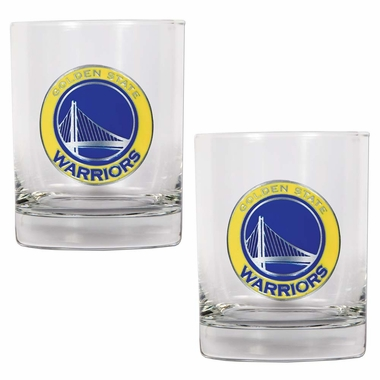 Golden State Warriors Double Rocks Set