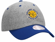 separation shoes 13c8f d6181 Golden State Warriors Mitchell   Ness Throwback Wool Slouch Adjustable Hat