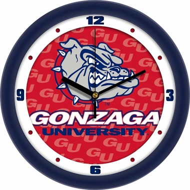 Gonzaga Dimension Wall Clock