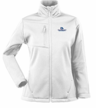 Gonzaga Womens Traverse Jacket (Color: White)