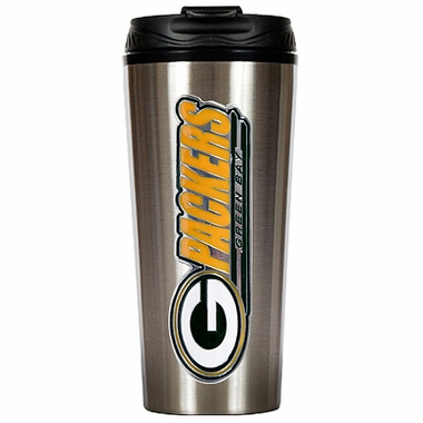 Green Bay Packers 16 oz. Thermo Travel Tumbler