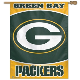 "Green Bay Packers 27""x37"" Banner"