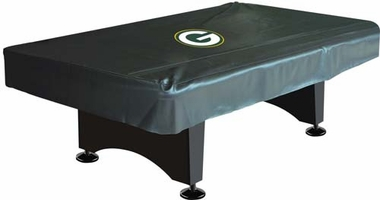 Green Bay Packers 8 Foot Pool Table Cover