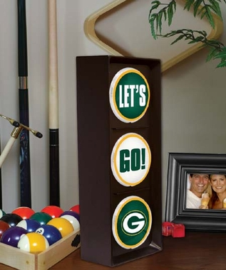 Green Bay Packers Flashing Stop Light