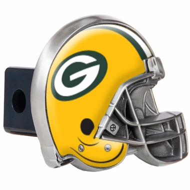 Green Bay Packers Metal Helmet Trailer Hitch Cover